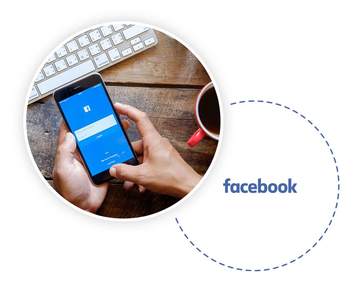 ניהול קמפיין קישורים ממומנים בפייסבוק